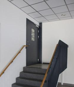 Nyhet Ny branddörr i brandklass A120/EI60 Dörrakuten