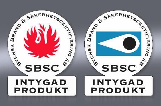 Intygad Produkt SBSC Dörrakuten