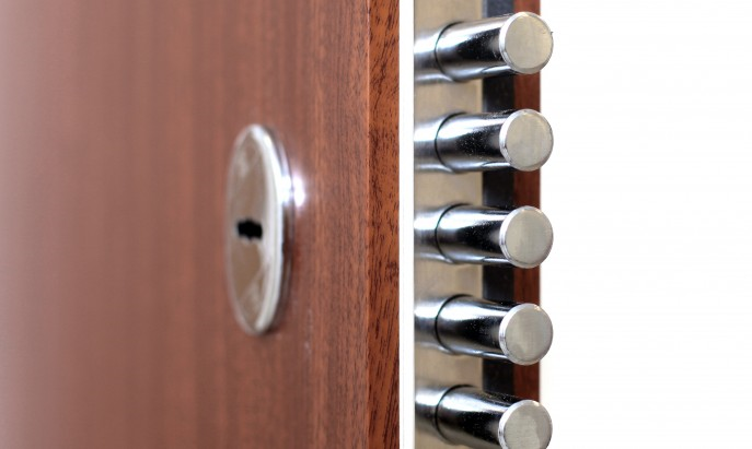 PDK3 Låsdetalj Dörrakuten