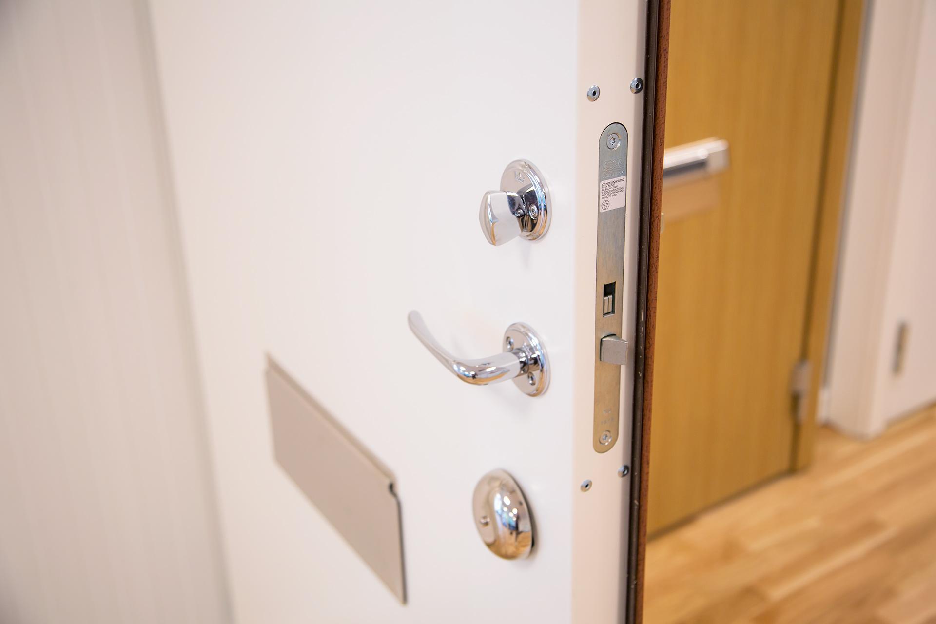 Vit insida PDK3 Dörrakuten