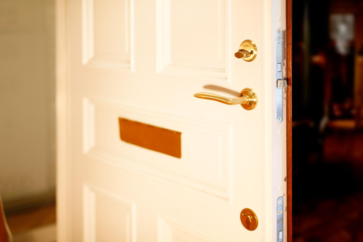 Säkerhetsdörr Dörrakuten